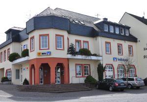Volksbank Trier eG, Filiale Kell am See, Raiffeisenplatz 1, 54427 Kell am See