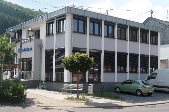Volksbank Trier eG, Filiale Kordel, Am Kreuzfeld 6 54306 Kordel