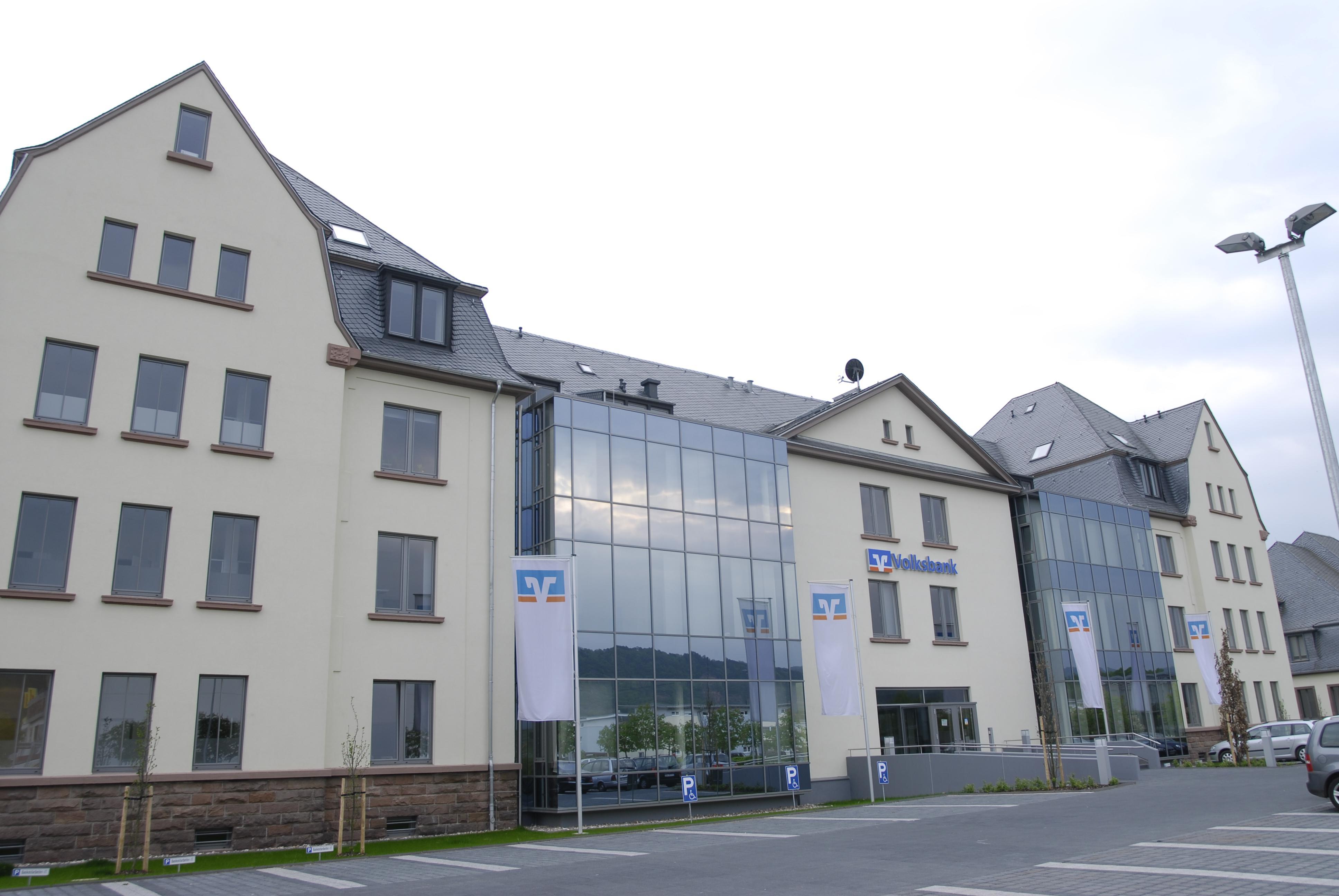 Volksbank Trier eG, Filiale Trier Castelforte, Herzogenbuscher Straße 16-18, 54292 Trier