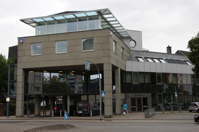 Volksbank Trier eG, Beratungszentrum Antoniusstraße, Antoniusstraße 2, 54290 Trier