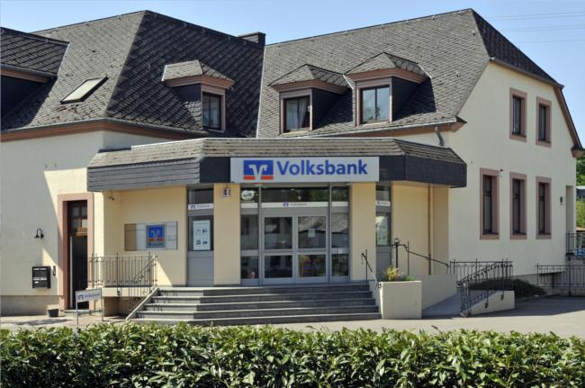 Volksbank Trier eG, Filiale Hetzerath Hauptstraße 24 54523 Hetzerath