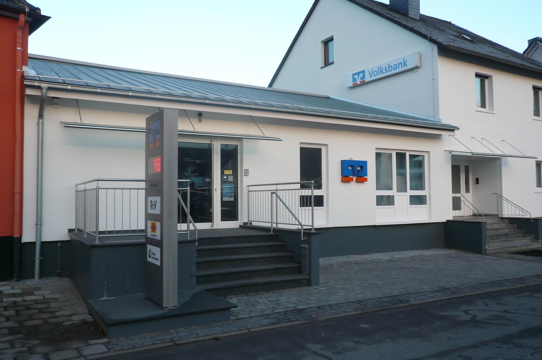 Volksbank Trier eG, Filiale Irsch, Kapellenstraße 3, 54451 Irsch
