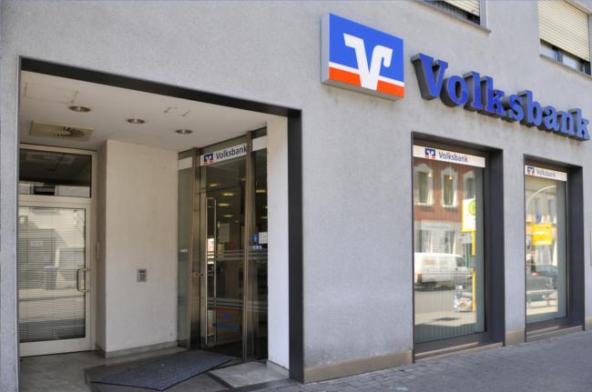 Volksbank Trier eG, Filiale Trier Ehrang, Kyllstraße 9, 54293 Trier