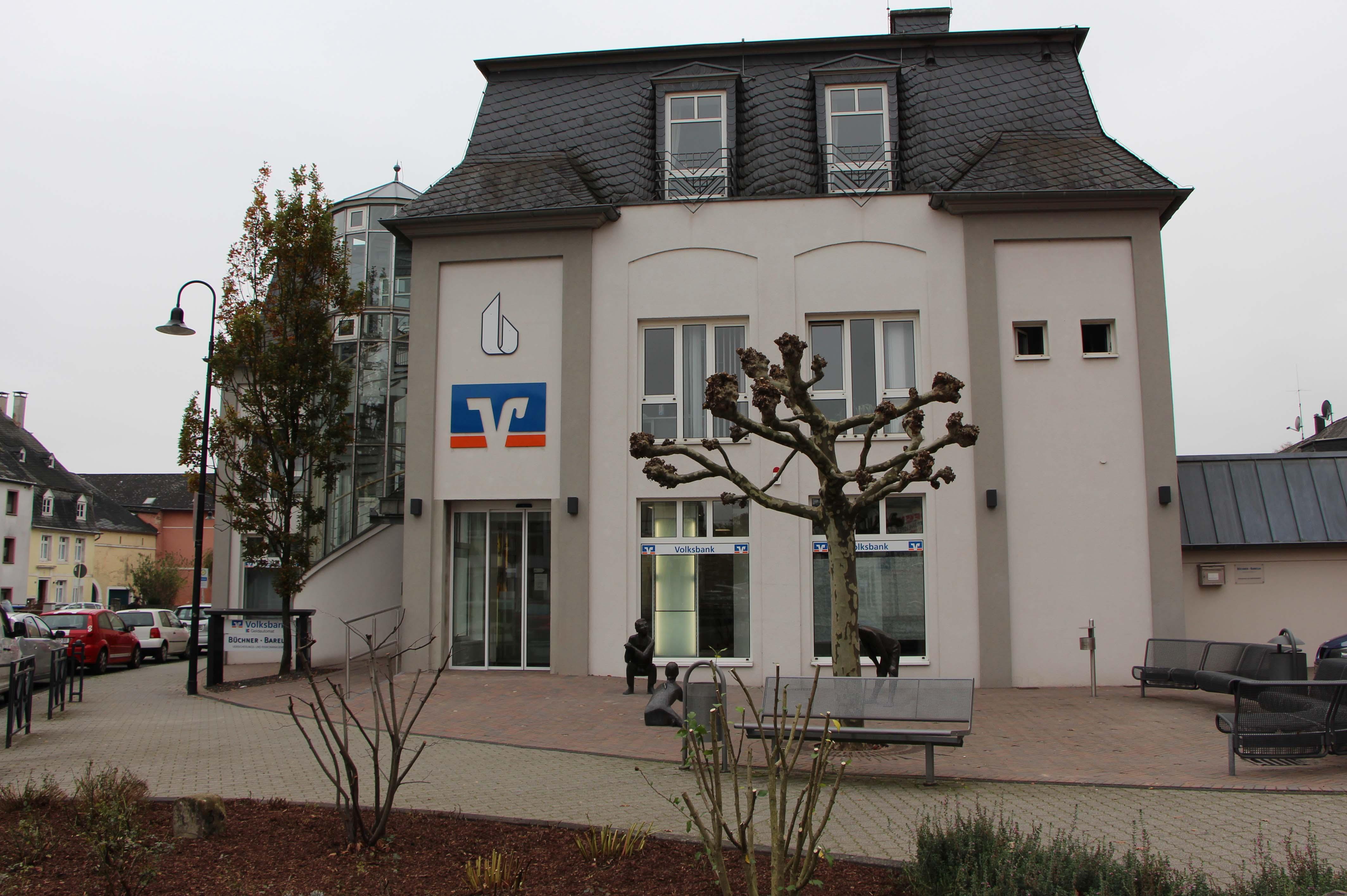 Volkbank Trier eG, Filiale Trier Euren, Eurener Straße 196-198, 54294 Trier