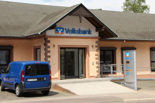 Volksbank Trier eG, Filiale Trier Ruwer, Rheinstraße 24, 54292 Trier