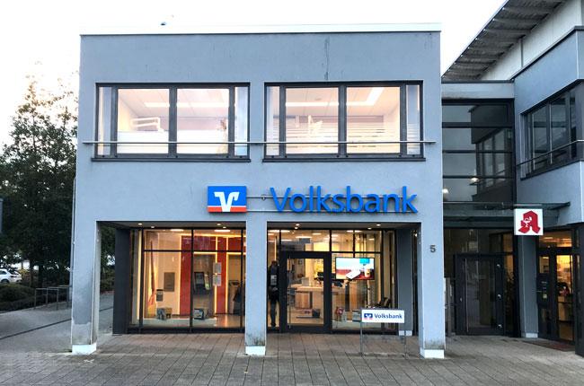 Volksbank Trier eG, Filiale Trier Tarforst, Augustinusstraße 5, 54296 Trier
