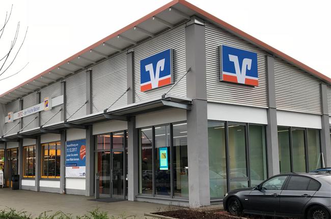 Volksbank Trier eG, Filiale Zerf, Am Zerfer Kreuz 1-3, 54314 Zerf