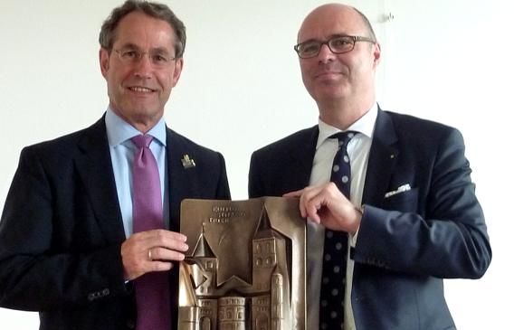 Volksbank Trier unterstützt Kulturstiftung Trier