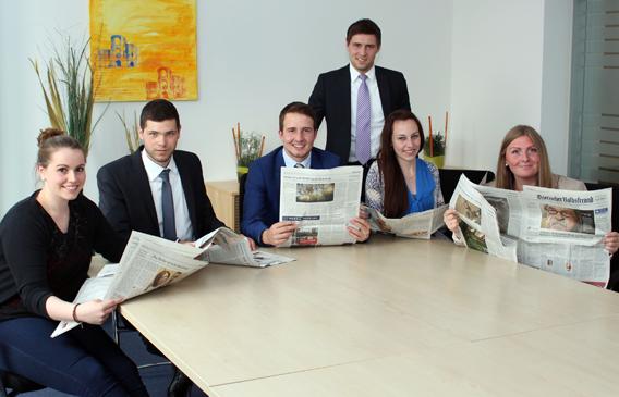 Zeitung lesen macht schlau